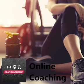 Online Coaching - Nutrition Plan and Exercise Program